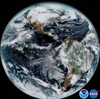 NOAA Full disk image 1.15.17